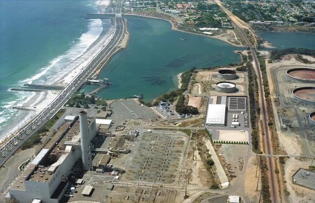The Carlsbad Desalination Plant