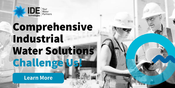 Comprehensive Industrial Wastewater Treatment Solutions