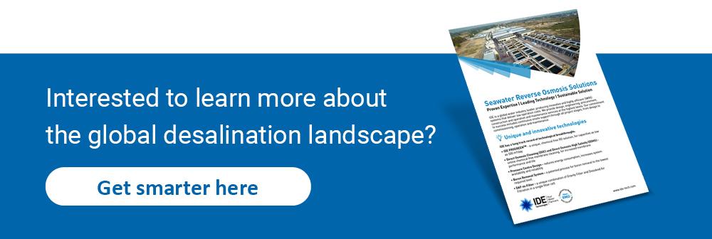 Global Desalination Landscape