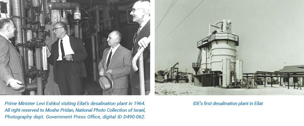 Israeli Desalination