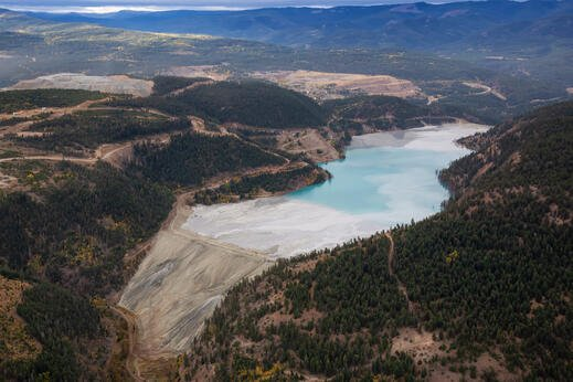 water use in mining