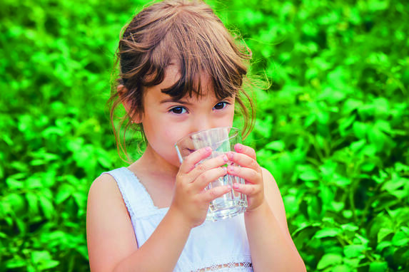 Desalinated Water is Crucial